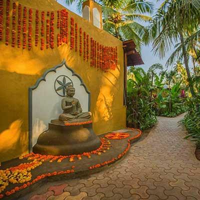 Nalanda Retreat, Mandrem